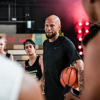 Basketball Skill Development by Misan Haldin Exclusives Basketballtraining von Ex-Nationalspieler Misan Haldin (Nikagbatse)